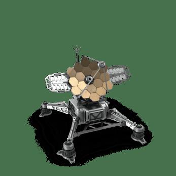 Sci-fi Transmitter Antenna.G16.2k